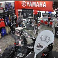 Zona Cero Yamaha ofrece desde abril la posibilidad del alquiler de sus motos
