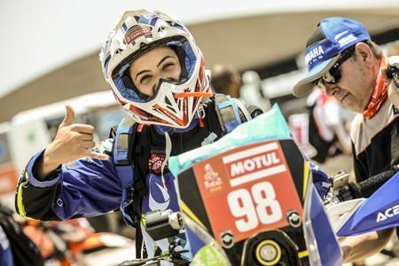 Sara Garcia Dakar 2019
