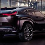 Lexus UX Concept: el futuro rival del Audi Q2 estará en el Salón de París