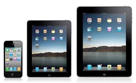 Un iPad mediano lo estaría probando Apple