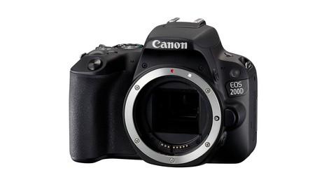 Ya tienes a buen precio la Canon EOS 200D en la tienda de E-Infinity en eBay: sólo 399 euros  (sólo cuerpo)