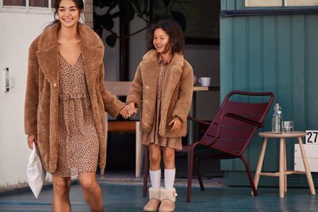Moda en familia: H&M propone una colección para que los padres vayan a conjunto con sus hijos