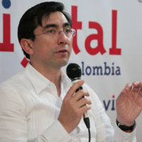 Tras la renuncia de Diego Molano, David Luna será el nuevo Ministro TIC en Colombia