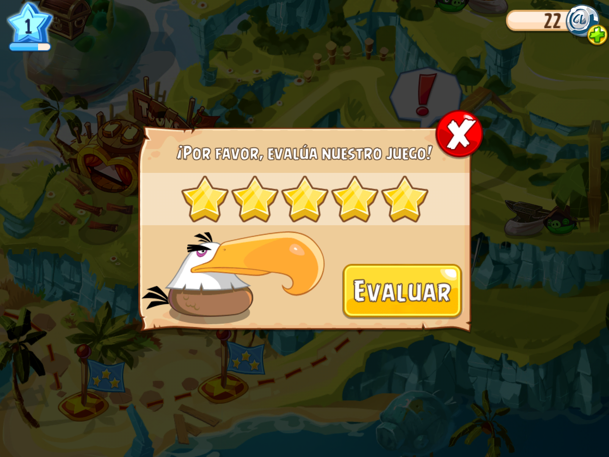Foto de Angry Birds Epic (4/16)