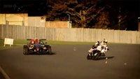 BMW S1000RR, segundo mejor tiempo en el circuito de Top Gear