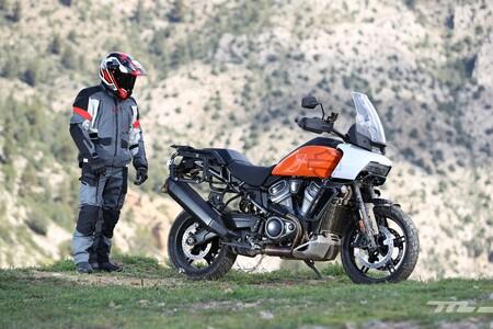 Harley Davidson Pan America 1250 2021 Prueba 040