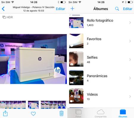 Ios 9 Fotos