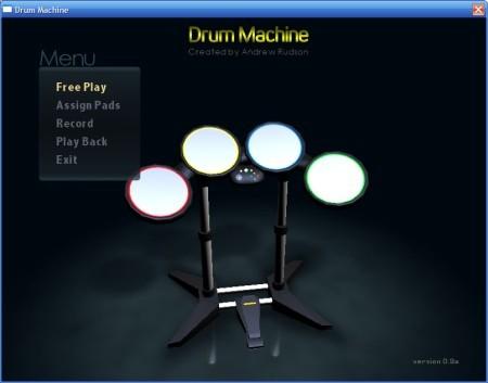 Usa la batería de 'Rock Band' como una electrónica en un PC gracias a 'Drum Machine'