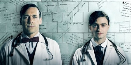 Don Draper y Harry Potter juntos de nuevo: 'A Young Doctor's Notebook' tendrá segunda temporada