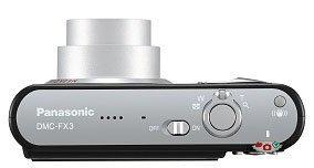 FX50, FX07 y  FX3 las pequeñas de Panasonic