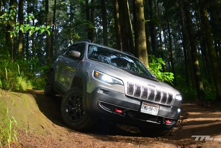 Jeep Cherokee 2019 Trackhawk 7