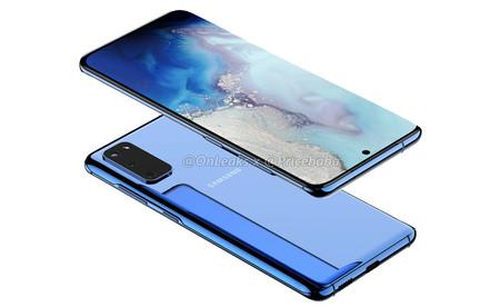 Samsung Galaxy S11e Diseno Renders