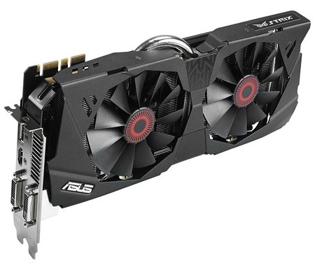 ASUS promete cero nivel de ruido con tarjetas Strix Series: R9 280 3GB y GTX 780 6GB