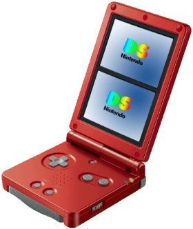 ¿Nueva Game Boy Advance?