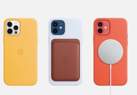 Apple lanza nuevos colores de la funda de silicona para el iPhone 12