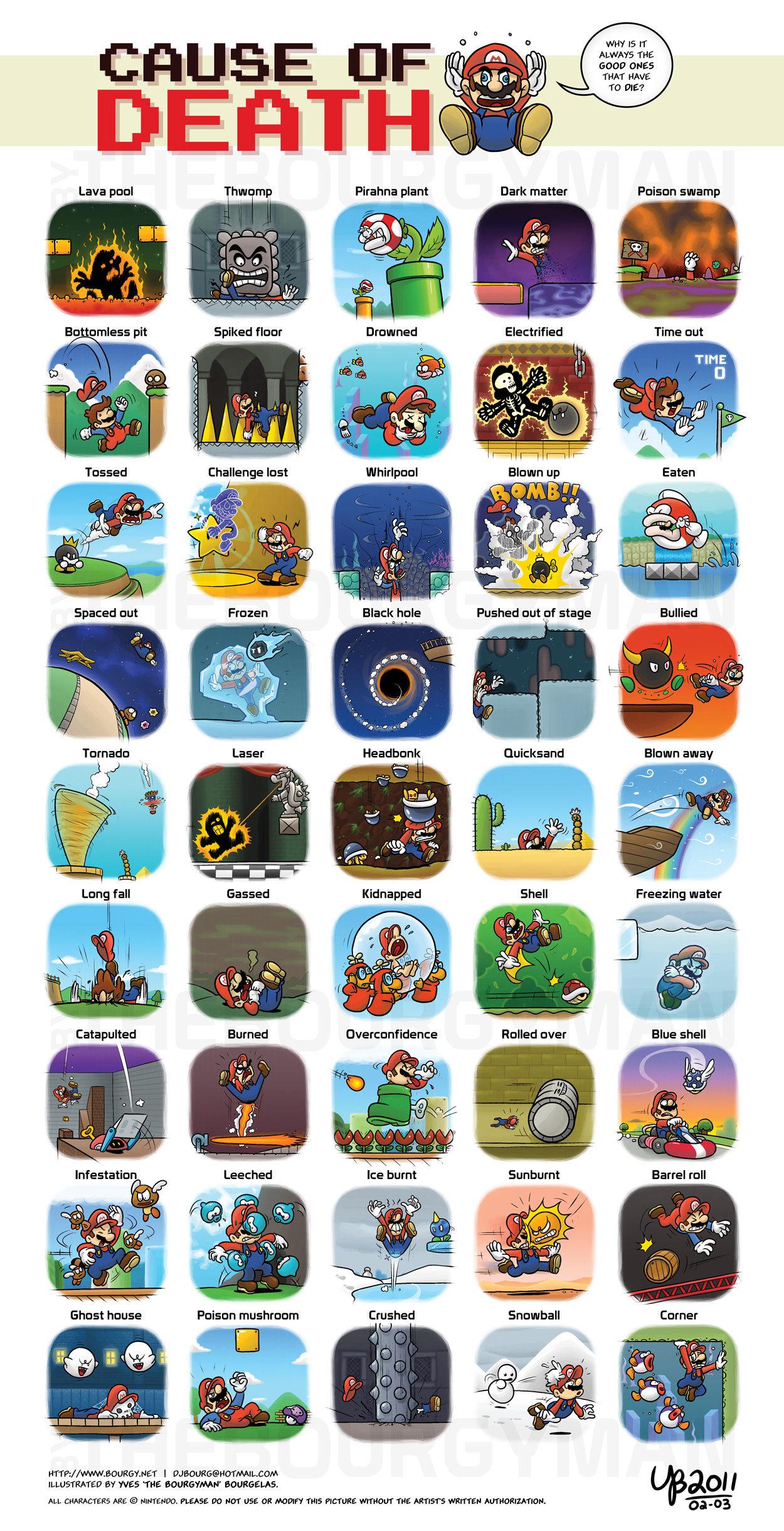 Foto de 120211 - las 45 muertes de Mario (1/1)