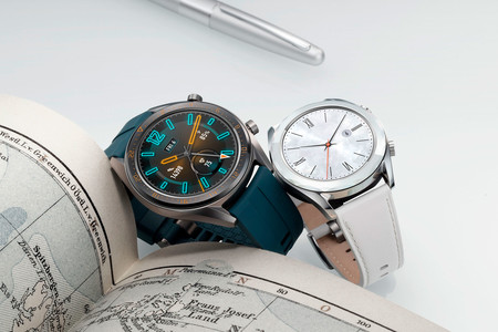 Huawei Watch GT Active y Elegant: el smartwatch de la autonomía de récord ahora en dos tamaños y estética a elegir