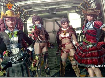 Chicas, zombis y mucha acción es lo que nos espera en Schoolgirl Zombie Hunter para PS4