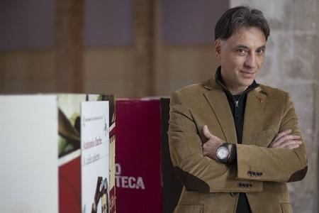 Antonio Iturbe, ganador del Premio Biblioteca Breve 2017