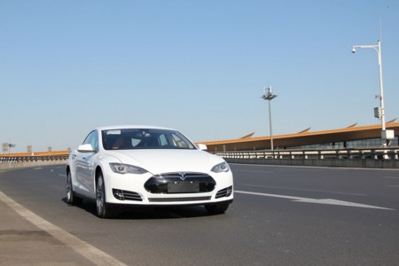 Tesla Motors reduce expectativas en China: quieren vender 5.000 coches en 2016