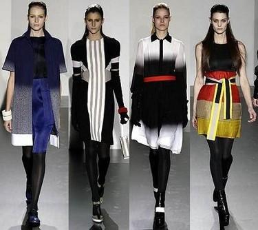 Jonathan Saunders en la Semana de la Moda de Londres Otoño/Invierno 2007/08