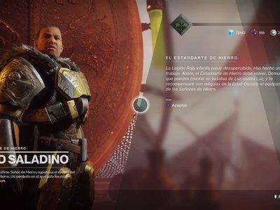 Destiny 2: el Estandarte de Hierro ya está disponible y este es todo el equipo exclusivo que puedes conseguir