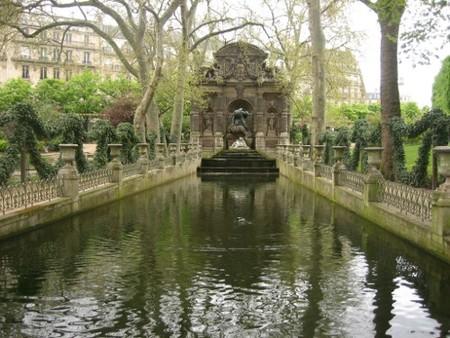 Jardines Luxemburgo Paris