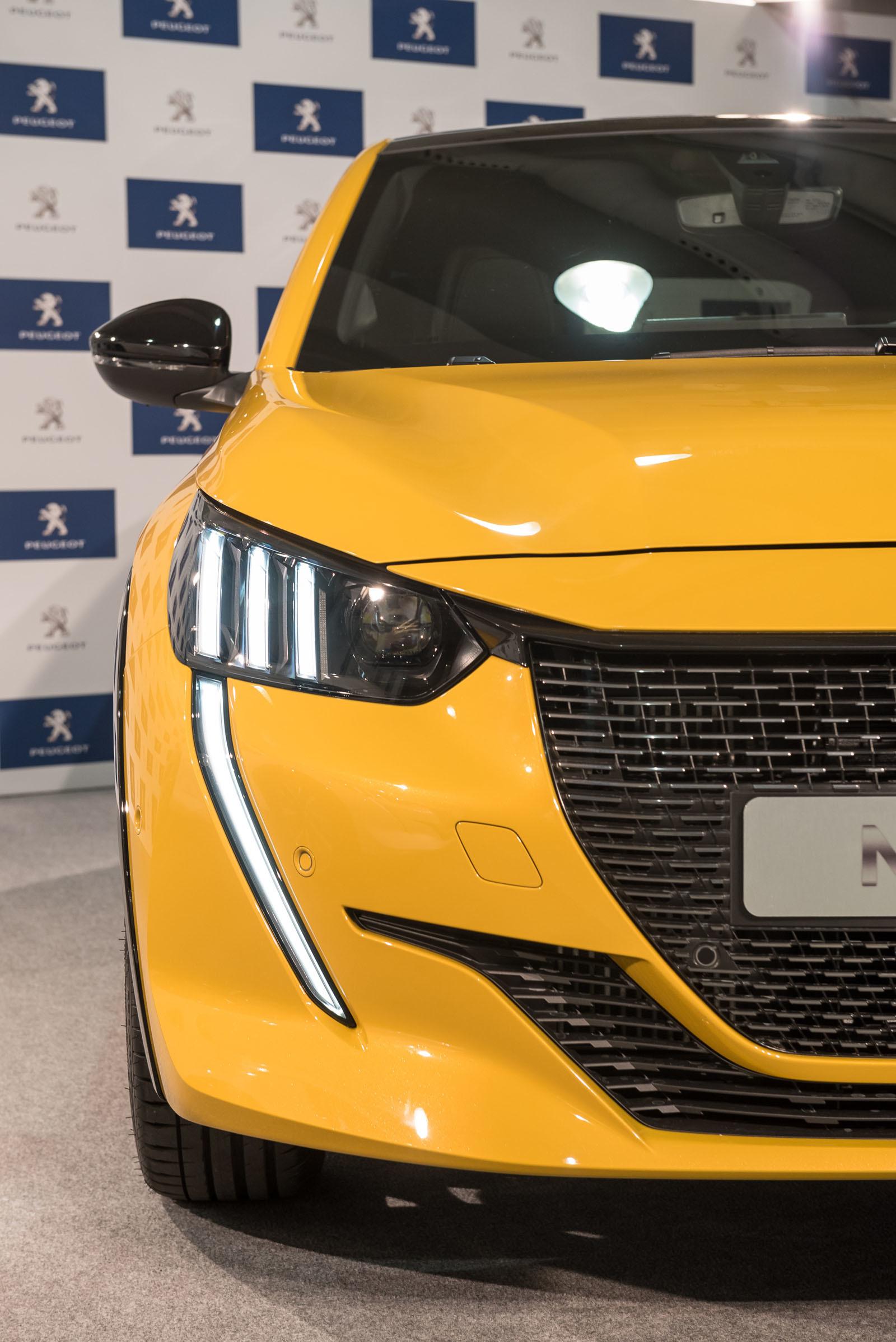 Foto de Peugeot 208 y e-208 2019 (presentación estática) (45/64)