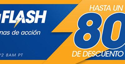 No se olviden de la venta flash en PSN con descuentos de hasta el 80%