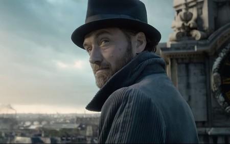 Jude Law Haciendo De Albus Dumbledore Se Convierte En El Actor Mejor Vestido Del Cine 4