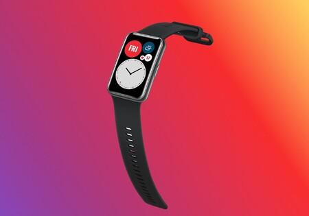 El Huawei Watch Fit es un chollo en Amazon: compra este estilizado smartwatch a precio mínimo de 69 euros y envío gratis
