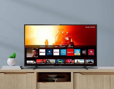 """La gran Smart TV 4K de 70"""" Philips 70PUS7505/12 2020 con Dolby Vision y Atmos está de oferta en Amazon por 639,99 euros"""