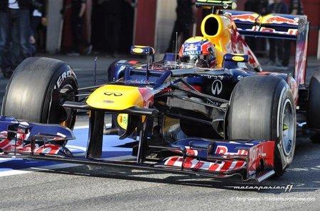 Red Bull podría desechar su nuevo chasis de cara al Gran Premio de Australia