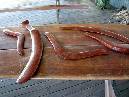 Australia Cairns Boomerang