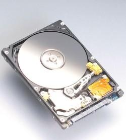 Disco duro de 2.5 pulgadas a 7200 rpm