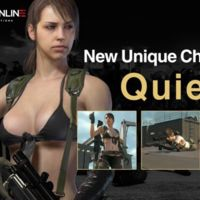 Quiet será jugable en Metal Gear Online