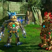 Sony anuncia Knack 2 para PS4. Y tenemos gameplay [PSX 2016]