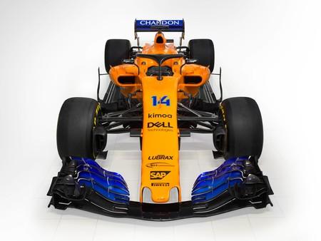 Así es el McLaren Renault, el coche con el que Fernando Alonso quiere volver a ganar