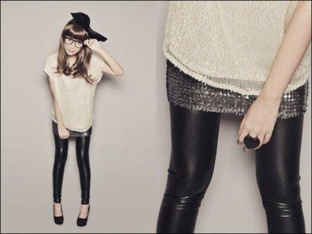 Estilo de Tricia Gosingtian leggings