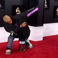 Jaden Smith da (mala) nota con su look de lo más hortera de los premios Grammy
