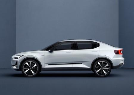 El Volvo V40 podría dejar de ser un compacto para convertirse en SUV Coupé