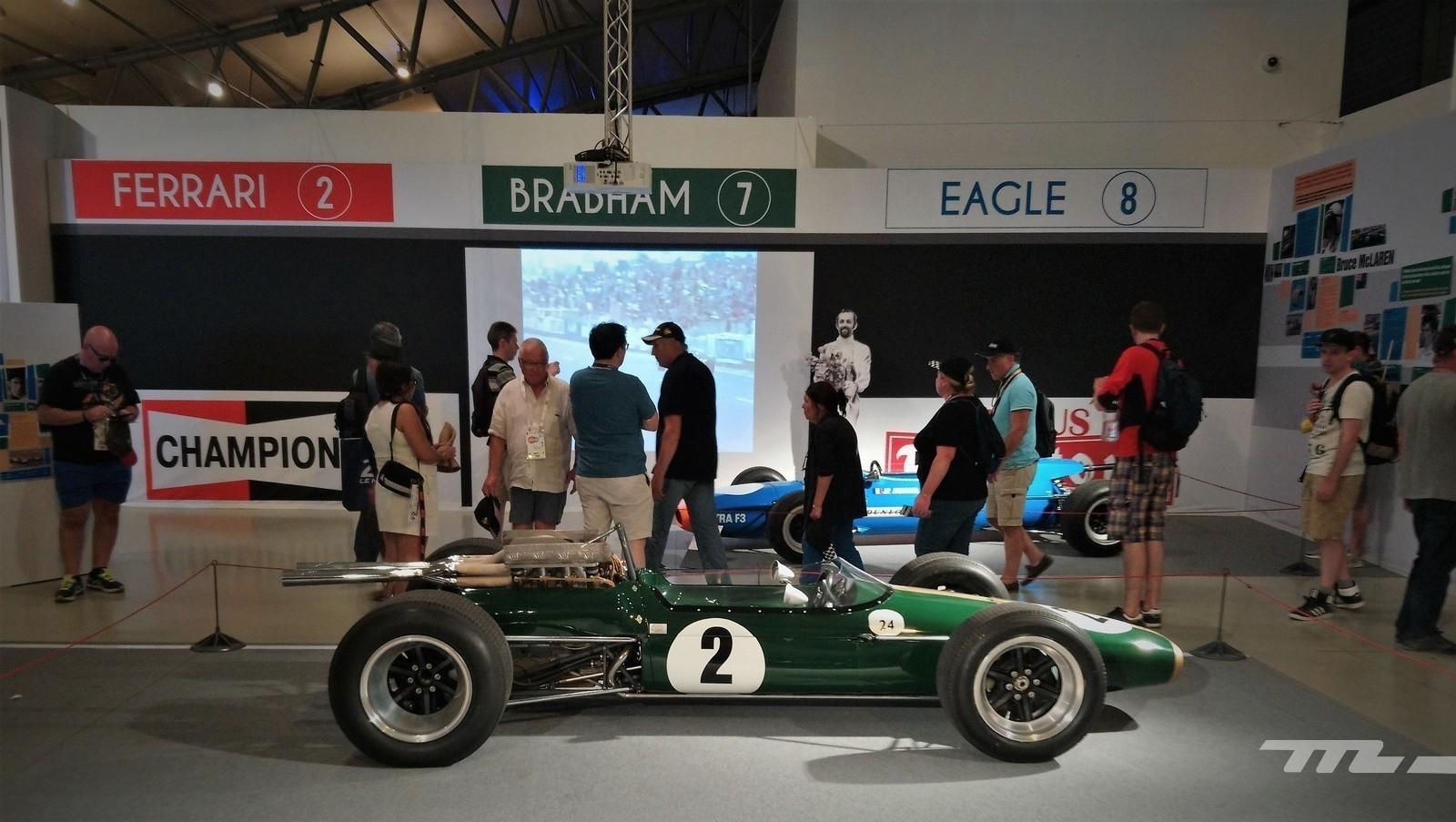 Foto de Museo de las 24 Horas de Le Mans (exposición temporal) (2/12)