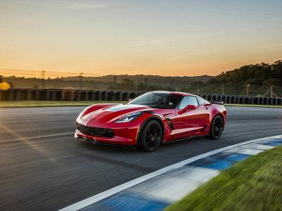 Basta una raja de 2,5 cm para enviar al desguace un Corvette Grand Sport