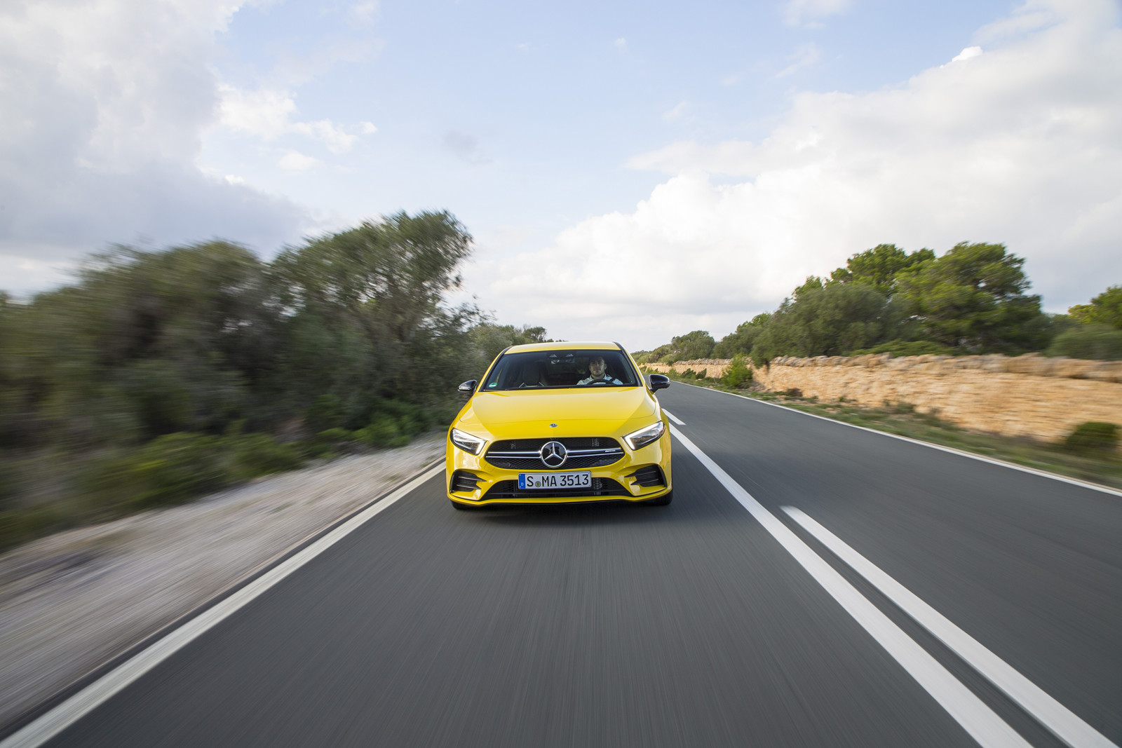 Foto de Mercedes-AMG A35 (presentación) (7/122)