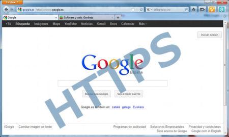 Firefox 14 empleará HTTPS por defecto en las búsquedas de Google