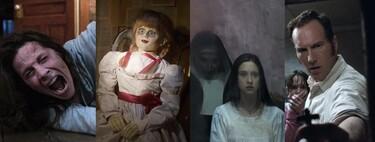 De 'Expediente Warren: The Conjuring' a 'Obligado por el demonio': todas las películas del Warrenverso ordenadas de peor a mejor