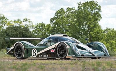 Mercadillo veraniego: Bentley Speed 8 y Lancia Delta S4