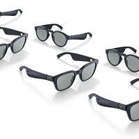 Estas nuevas gafas de Bose integran altavoces y sistema de realidad aumentada bajo sus patillas