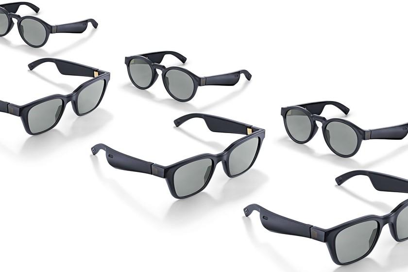 Estas nuevas gafas de sol integran los altavoces y el sistema de realidad aumentada bajo sus patillas