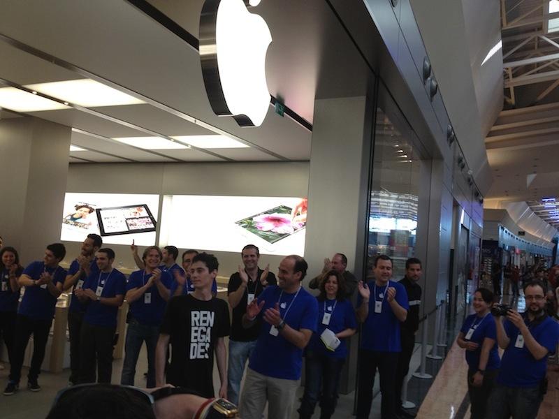 Foto de Apple Store Nueva Condomina (56/100)